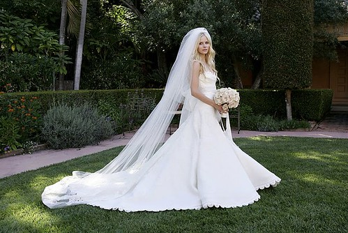 Perhaps some different styles of wedding dress which have ever been found in
