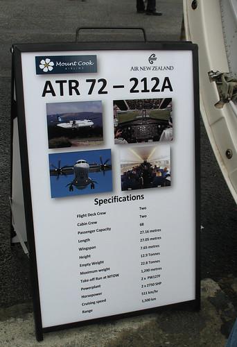 ATR72-212A Information