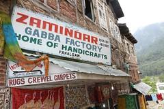 kashmir shopping