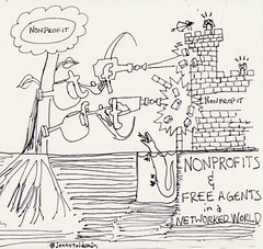 Nonprofits and Free Agents in A Networked Worl...