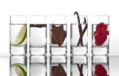 Flavored Gins (Vicco Gallo) Tags: vodka gin flavored strobist davidhobby flavoredvodkas flavoredwodkas