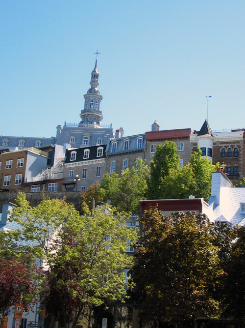 Quebec City: Lower Town