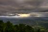 Unsetteled Morning Sky (HDR) (Michael Austin Kane) Tags: morning sky usa clouds canon virginia landscapes hdr skylinedrive shenandoahnationalpark shenandoahnp niksoftware viveza canoneos7d