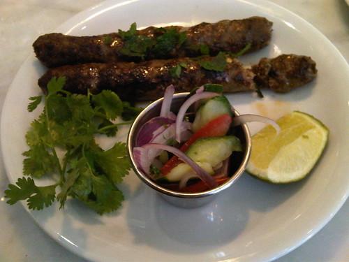 Dishoom Sheekh Kabab