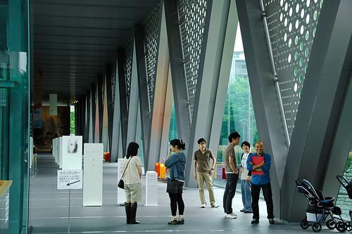 東京都現代美術館, Museum of Contemporary Art, Tokyo