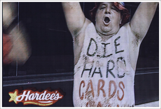 Die Hard Cards Fan