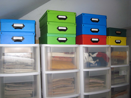 Storage Room Organization 2