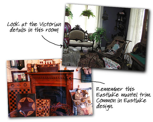 Victorian Room Inspiration