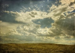 passing of earth and sky (jssteak) Tags: sky clouds canon colorado afternoon dry dirt grasses plains storms barren hdr grasslands textured stormclouds thunderstorms pawneenationalgrasslands t1i rexturedlandscape