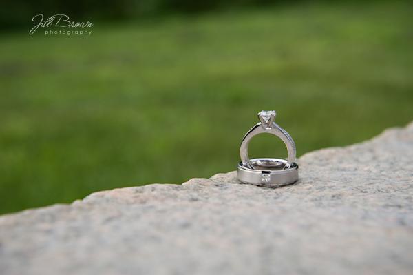 Wedding:  July 24