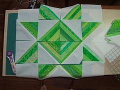 Challenge Quilt 1 Third block 004