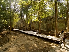 P2242586 (Luca Penati) Tags: travel architecture temple ancient ruins asia cambodia southeastasia raw ruin buddhism unesco worldheritagesite temples reap civilization siemreap angkor taprohm civilizations heritagesite khmerart khmerculture artkhmer khmerhistory