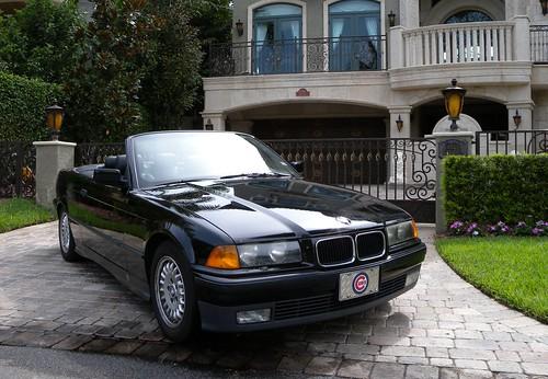 Bmw 325i Convertible. 1994 BMW 325i Convertible (E36