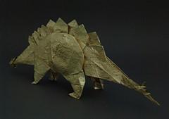 Stegosaurus_b (Fumiaki_Kawahata) (Gabriel Vong ( Oriscope 1 )) Tags: kawahata fumiaki