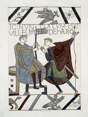 003-Tapiceria de Bayeux-Les anciennes tapisseries historiées…1838- Achille Jubinal