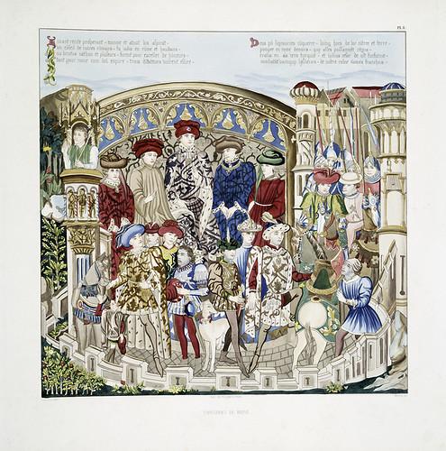 020-Tapiceria de Berna-Les anciennes tapisseries historiées…1838- Achille Jubinal