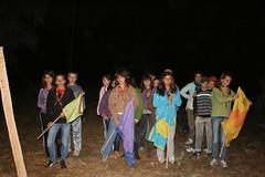 01 Campamento Verano 2010 (036) - Ceremonia inaguración olimpiadas