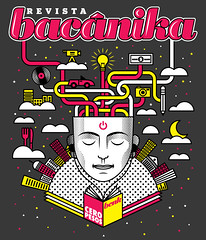 Bacánika ! (Victor Ortiz - iconblast.com) Tags: music colors illustration magazine design cool colorful colombia graphic musica articles diseño medellin ilustracion apparel artdirection articulos victorortiz iconblast bacanika