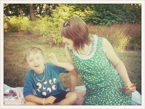 Picnics With Boys 1