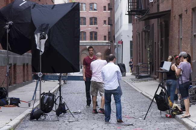 Tribeca photoshoot