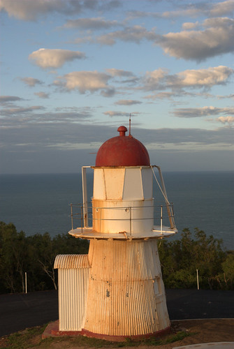 Lighthouse at Grassy Hill in Cooktown
