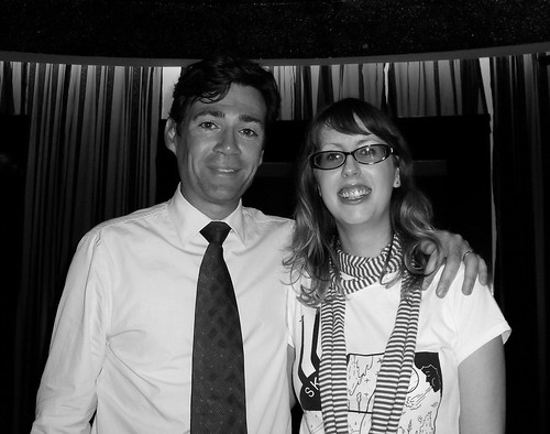 Me with Andy Burnham