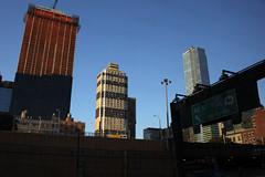 2010 08 13 - 8889 - New York City (thisisbossi) Tags: nyc newyorkcity urban usa ny newyork buildings us construction skyscrapers unitedstates manhattan towers cranes