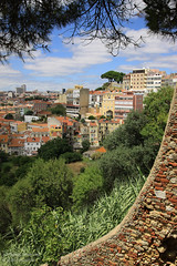 Viewpoint Miradouro da Graa - Lisbon (mikel.hendriks) Tags: city panorama geotagged photo view lisbon explore sight lissabon uitzicht viewpoint stad sooc canoneos50d uitkijkpunt sigma1770mmf284dcmacrooshsm miradourodagraaportugal