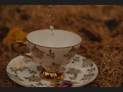 How to make tea ( tutorial video) ( explore!) (de l'autre ct de la lune) Tags: old music cup milk video tea text sugar howto font teabag tutorial cupoftea stopmotion englishtea breakfasttea howtomaketea