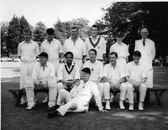 Lords Taveners 1963 (Broaddragon Nev) Tags: cricket xi edrich mrpastry garysobers lordstaveners