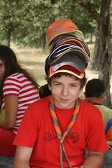 02 Marcha de Ranger (09) - Con las gorras