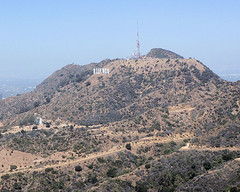 017 The Hollywood Sign Is On Mt Lee (saschmitz_earthlink_net) Tags: california losangeles hollywoodsign griffithpark 2010 mthollywood mountlee