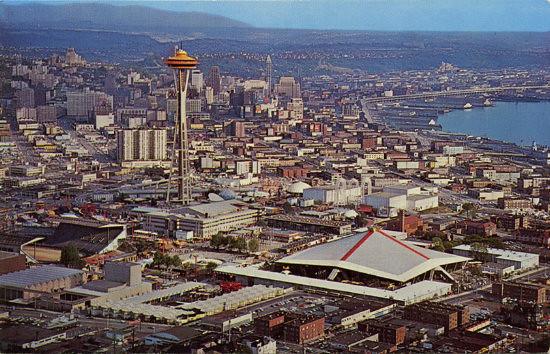 1962 - Worlds Fair