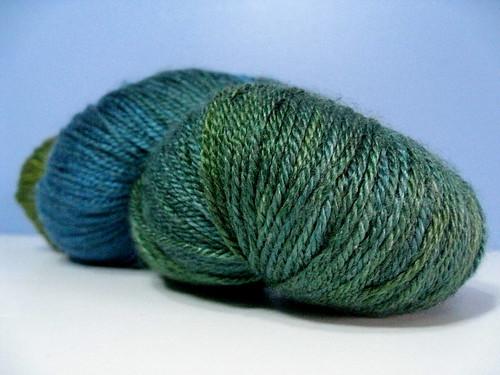 Hand Maiden fine yarn
