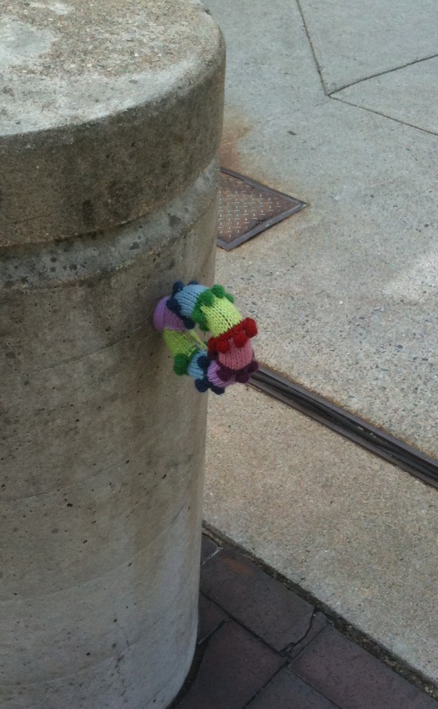 South End Knitters strike again