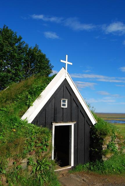 Iglesia de Núpsstaður