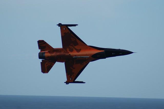 RNAF F16 Falcon