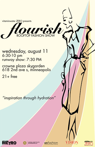 Vitaminwater ZERO presents: Flourish