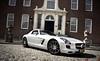 Mercedes-Benz SLS AMG.. (Luuk van Kaathoven) Tags: silver nikon explore mercedesbenz drool van sls zeist amg luuk landgoed explored d80 autogetestnl luukvankaathovennl autogetest kaathoven