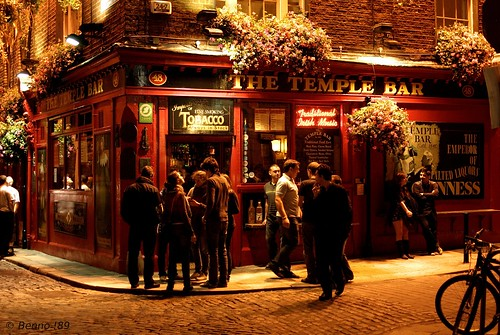Temple Bar @ Dublin
