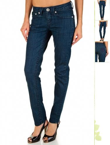 Recycled cotton denims by REUSE JEANS 2