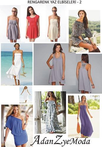 rengarenk yaz elbiseleri-2
