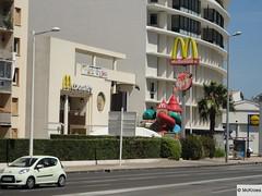McDonald's Toulon Avenue du Maréchal Juin (France)