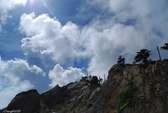 武嶺的天空