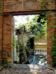 Pennsylvania ~ West Brownsville (e r j k . a m e r j k a) Tags: building abandoned washington ruins pennsylvania forgotten pike us40 nationalroad westbrownsville erjkprunczyk pa43 pa88