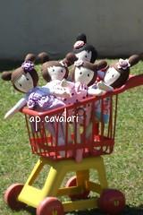 Carrinho de boneca! (AP.CAVALARI / ANA PAULA) Tags: baby doll boneca tecido anitas cavalari fabricdoll bonecadetecido anapaulacavalari apcavalari