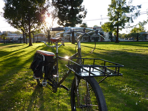 Surly Big Dummy With Civia Market Front Rack (Part 1 of 6)