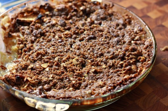 Apple Graham Crisp