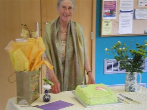 Gloria 80th birthday