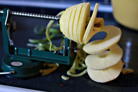Apple Graham Crisp